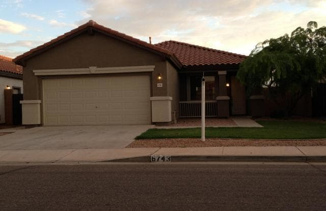 6743 W IVANHOE Street - 6743 West Ivanhoe Street, Chandler, AZ 85226