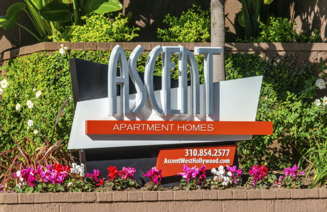 Ascent - 949 N. Larrabee Street, West Hollywood, CA 90069