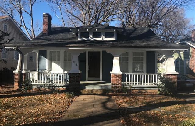 1533 Thomas Avenue - 1533 Thomas Ave, Charlotte, NC 28205