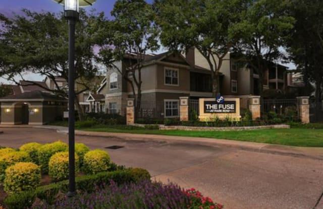 The Fuse at Park Row - 14220 Park Row Dr, Houston, TX 77084