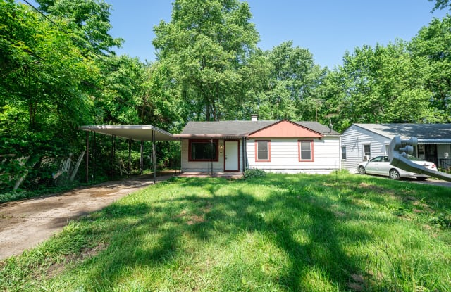 3414 N Butler Ave - 3414 North Butler Avenue, Indianapolis, IN 46218