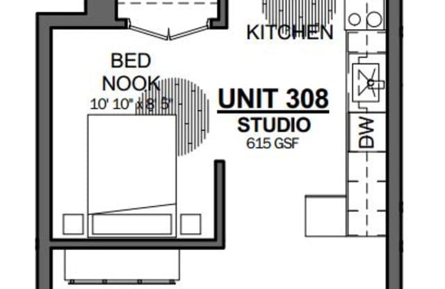 308 South Huntington Avenu - 308 South Huntington Avenue, Boston, MA 02130