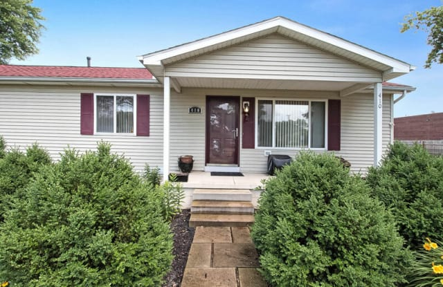 410 N Harris - 410 North Harris Road, Washtenaw County, MI 48198
