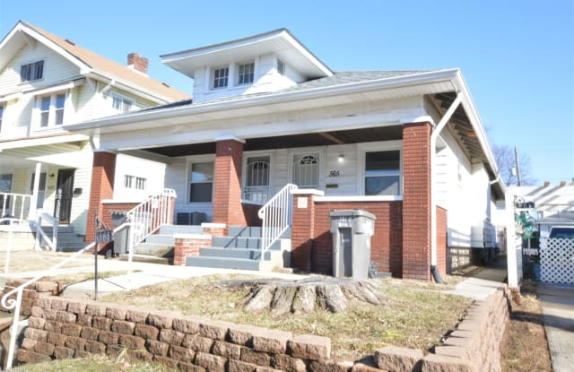 565 N Beville Ave - 565 North Beville Avenue, Indianapolis, IN 46201