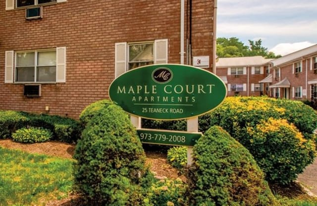Maple Court - 25 Teaneck Road, Ridgefield Park, NJ 07660