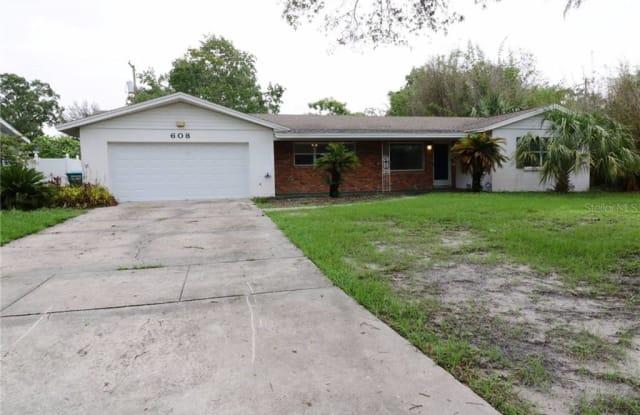 608 WORTHINGTON DRIVE - 608 Worthington Drive, Winter Park, FL 32789