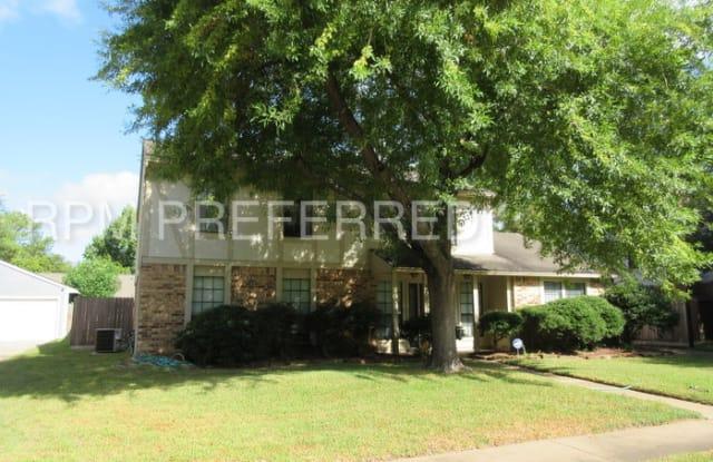 8307 Clover Gardens Drive - 8307 Clover Gardens Drive, Harris County, TX 77095