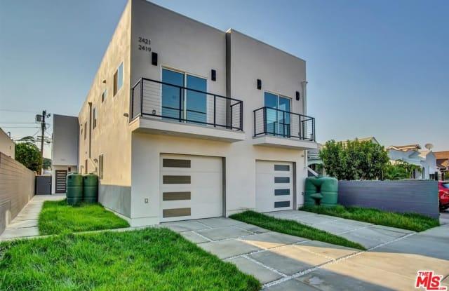 2419 S Cochran Ave - 2419 South Cochran Avenue, Los Angeles, CA 90016
