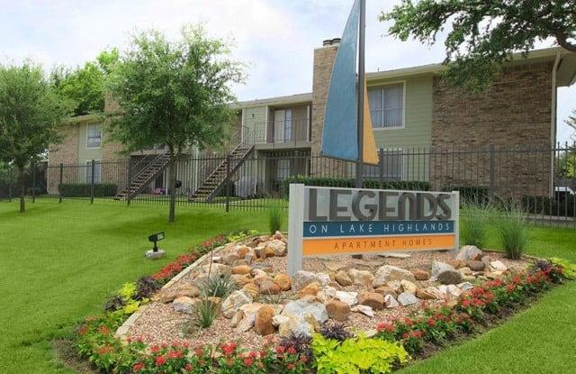 Legends on Lake Highlands - 11201 E Lake Highlands Dr, Dallas, TX 75218