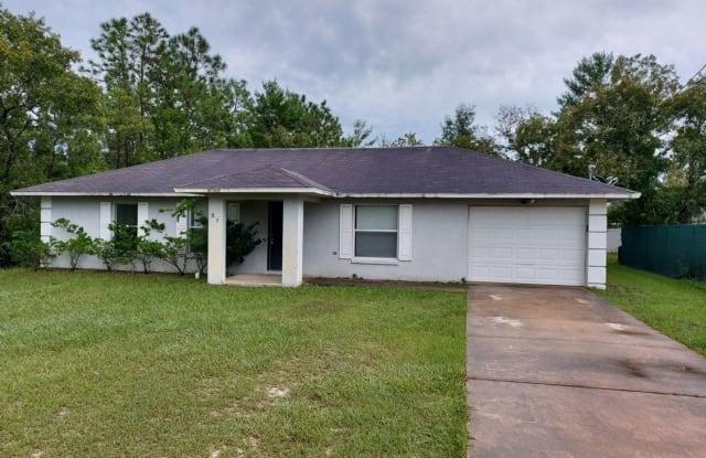 83 Redwood Rd - 83 Redwood Road, Marion County, FL 34472