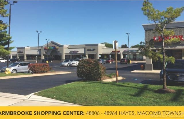 48826 Hayes - 48826 Hayes Rd, Macomb County, MI 48044