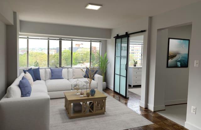 The Seville Apartments - 1401 N St NW, Washington, DC 20005