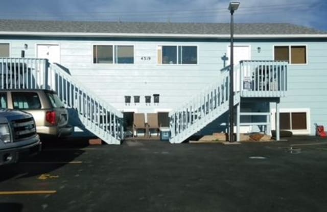 4319 Ericson Drive - 4319 Ericson Drive, Stratmoor, CO 80906