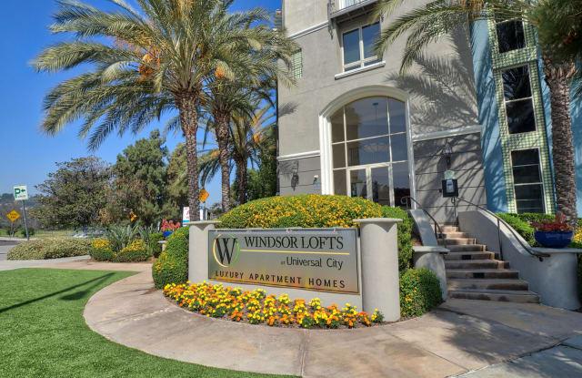 Windsor Lofts at Universal City - 4055 Lankershim Blvd, Los Angeles, CA 91604