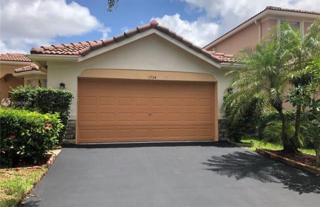 1734 Sycamore Ter - 1734 Sycamore Terrace, Weston, FL 33327