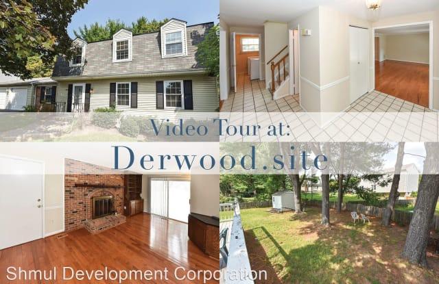 7605 Anamosa Way - 7605 Anamosa Way, Derwood, MD 20855