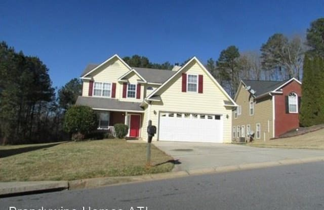 1344 Crestridge Ln - 1344 Crest Ridge Lane, Clayton County, GA 30296