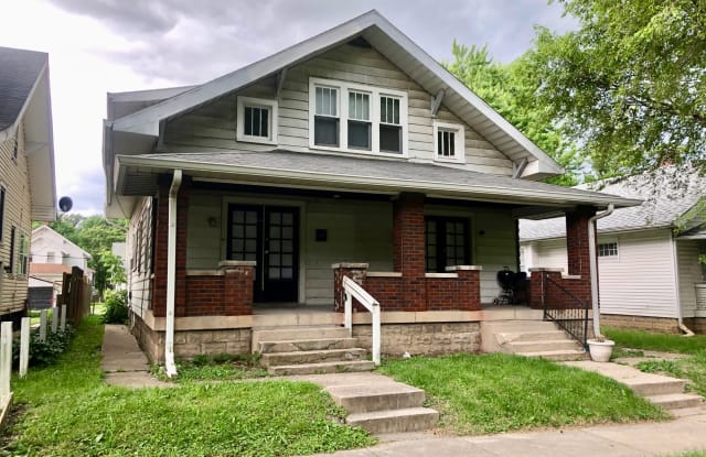 430 N Euclid Ave - 430 North Euclid Avenue, Indianapolis, IN 46201