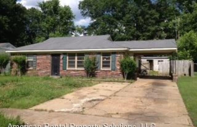 1740 Merrycrest Dr Shelby County+City of Memphis - 1740 Merrycrest Drive, Memphis, TN 38111