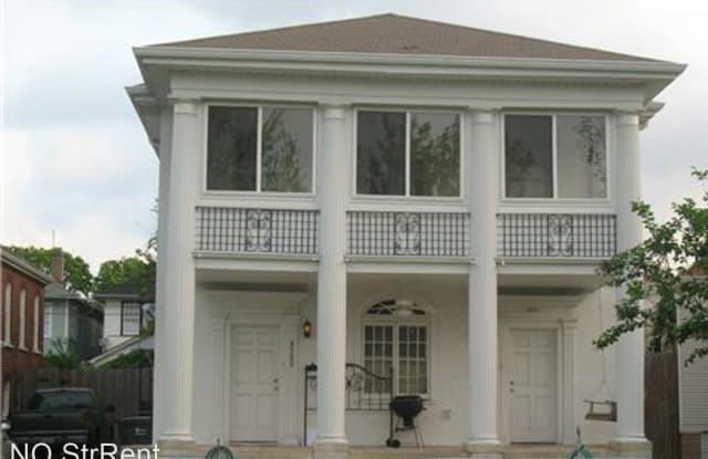4507 S Galvez St. - 4507 South Galvez Street, New Orleans, LA 70125