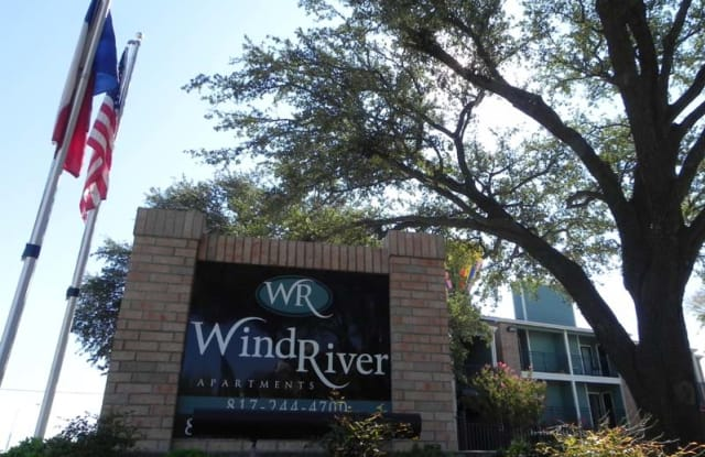 Wind River - 8725 Calmont Avenue, Fort Worth, TX 76116