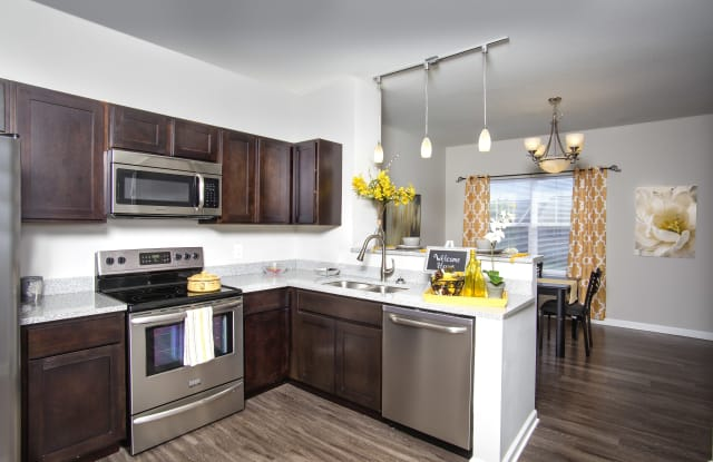 Stone Ridge Apartments & Townhomes at the Ridge - 7111 Vedder Pl, Indianapolis, IN 46241