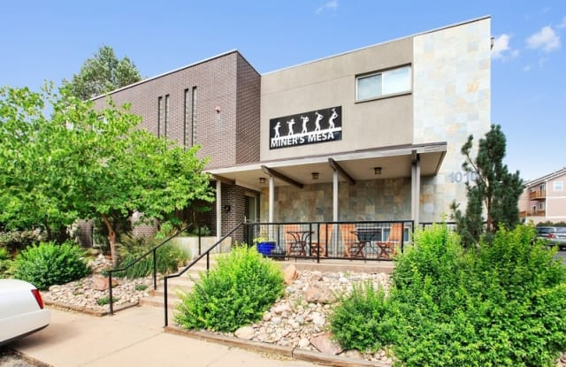 Miners Mesa - 1010 9th Street, Golden, CO 80401