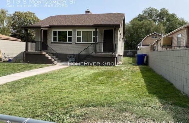513 S Montgomery St - 513 Montgomery Street, Salt Lake City, UT 84104