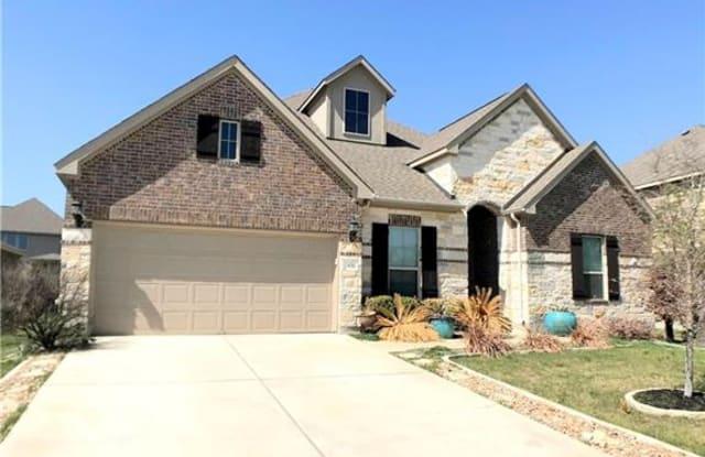 833 Hillrose DR - 833 Hillrose Drive, Leander, TX 78641