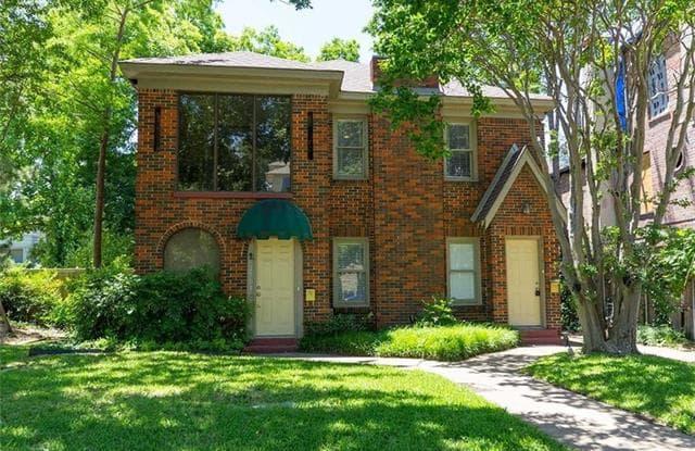 4503 Gilbert Avenue - 4503 Gilbert Ave, Dallas, TX 75219