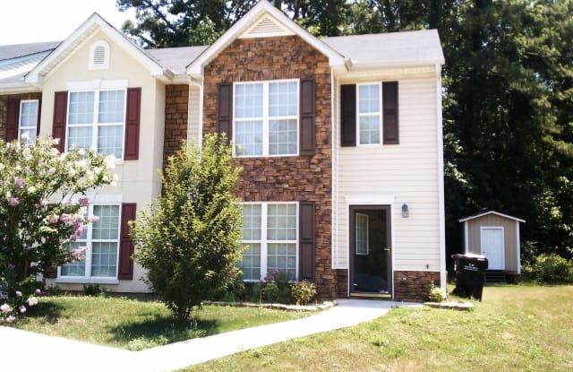 8422 Carlington Lane - 8422 Carlington Street, Clayton County, GA 30236