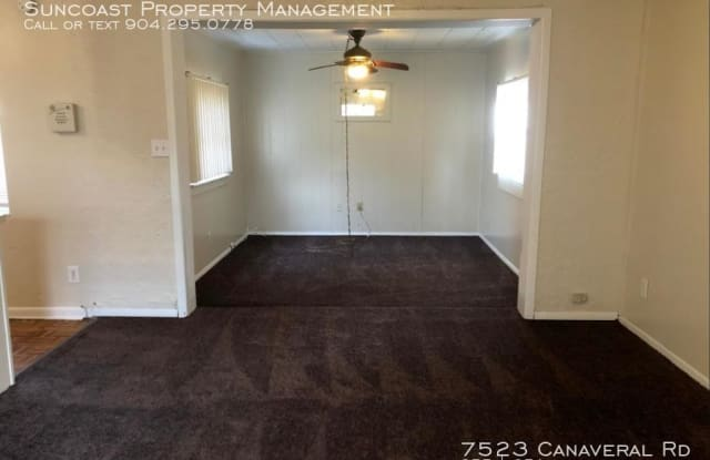 7523 Canaveral Rd - 7523 Canaveral Road, Jacksonville, FL 32210