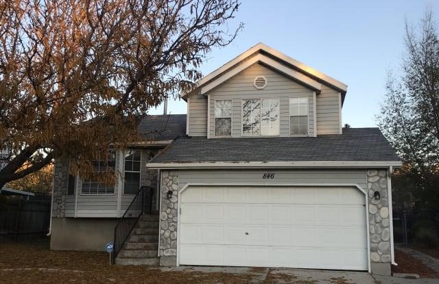 846 North Starcrest Drive - 846 Starcrest Drive, Salt Lake City, UT 84116