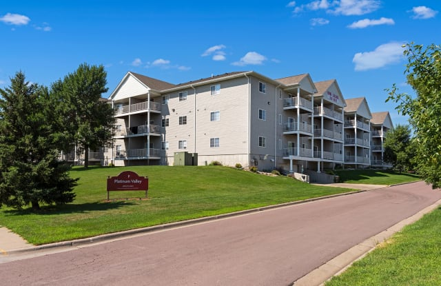 Platinum Valley Apartments - 6315 S Connie Ave, Sioux Falls, SD 57108
