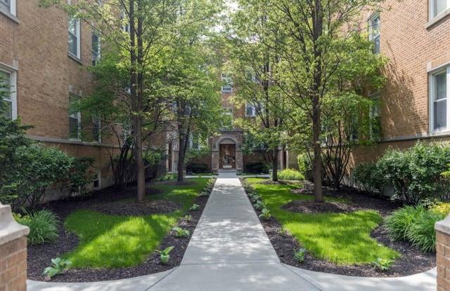 Ashland Manor - 4874 North Ashland Avenue, Chicago, IL 60640