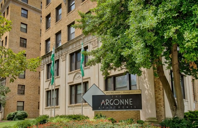 The Argonne - 1629 Columbia Rd NW, Washington, DC 20009