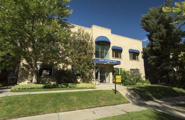 South Josephine Apartments - 2085 S Josephine St, Denver, CO 80210