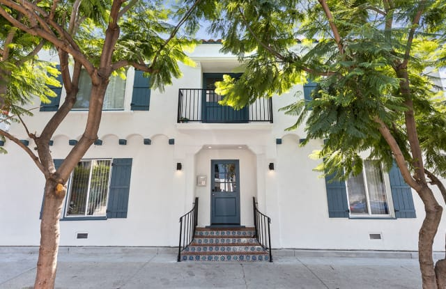 Barton Apartments - 5390 Barton Avenue, Los Angeles, CA 90038