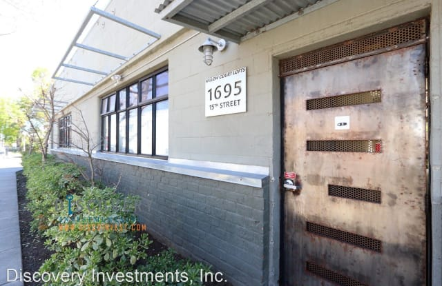 1695 15th St., #17 - 1695 15th Street, Oakland, CA 94607