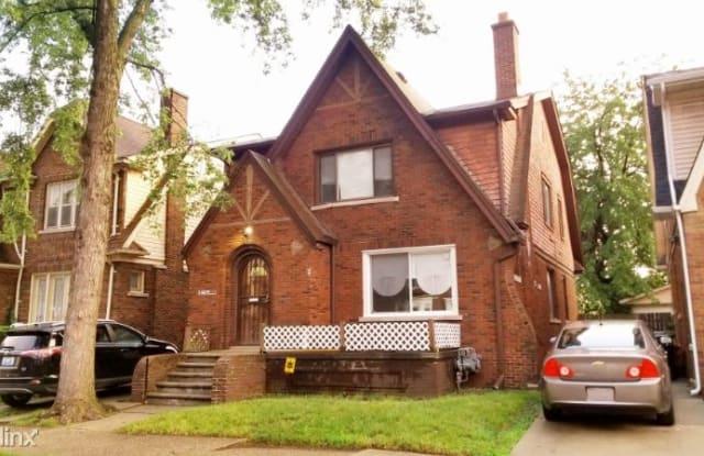 17415 Warrington Upper - 17415 Warrington Drive, Detroit, MI 48221