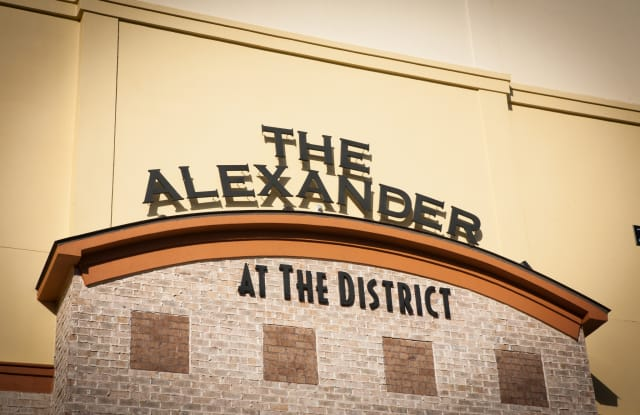 Alexander at The District - 1750 Commerce Dr NW, Atlanta, GA 30318
