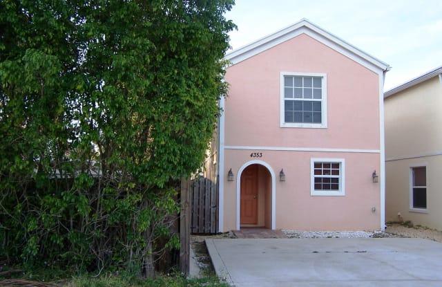 4353 Springfield Street - 4353 Springfiel Drive, Kenwood Estates, FL 33461