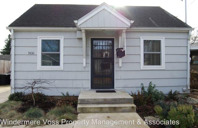 7430 SE Rural St. - 7430 SE Rural St, Portland, OR 97206