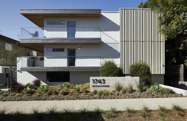 MySuite Cara - 1743 Butler Ave, Los Angeles, CA 90025