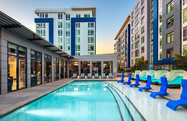 Indigo Apartment Homes - 675 Bradford Street, Redwood City, CA 94063