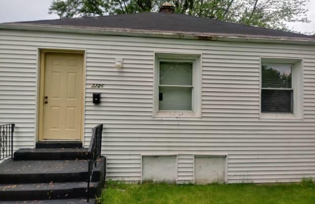 2226 Kentucky St - 2226 Kentucky Street, Gary, IN 46407