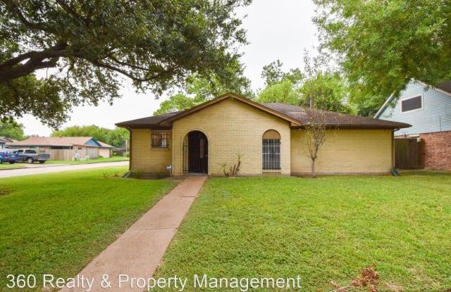 1503 CHIPPAWA LANE - 1503 Chippawa Lane, Pasadena, TX 77504