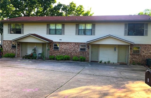 2481  N Brophy  AVE Unit #3 - 2481 North Brophy Avenue, Fayetteville, AR 72703