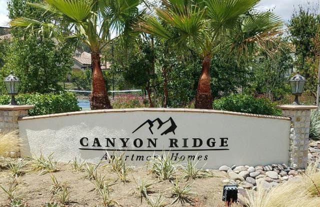 Canyon Ridge - 23645 Meadowridge Dr, Santa Clarita, CA 91321