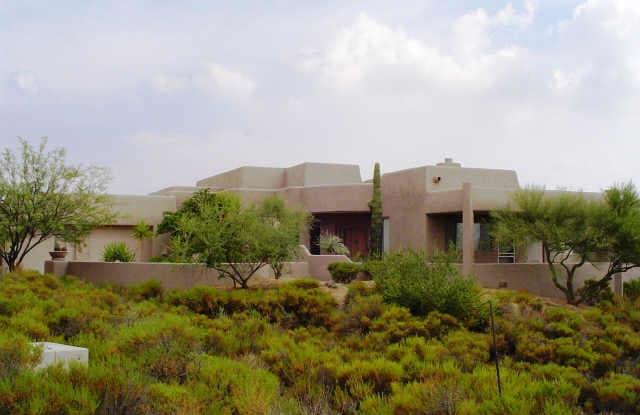 11095 E HONEY MESQUITE Drive - 11095 East Honey Mesquite Drive, Scottsdale, AZ 85262